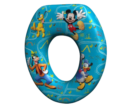 Mickey Mouse Potty Seat